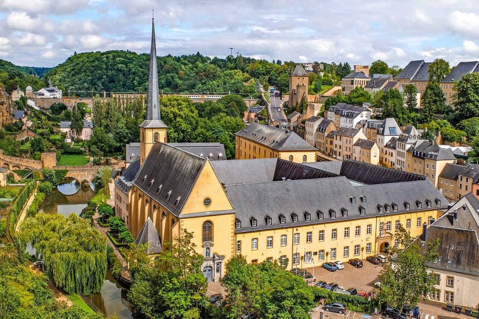 Moving to Luxembourg