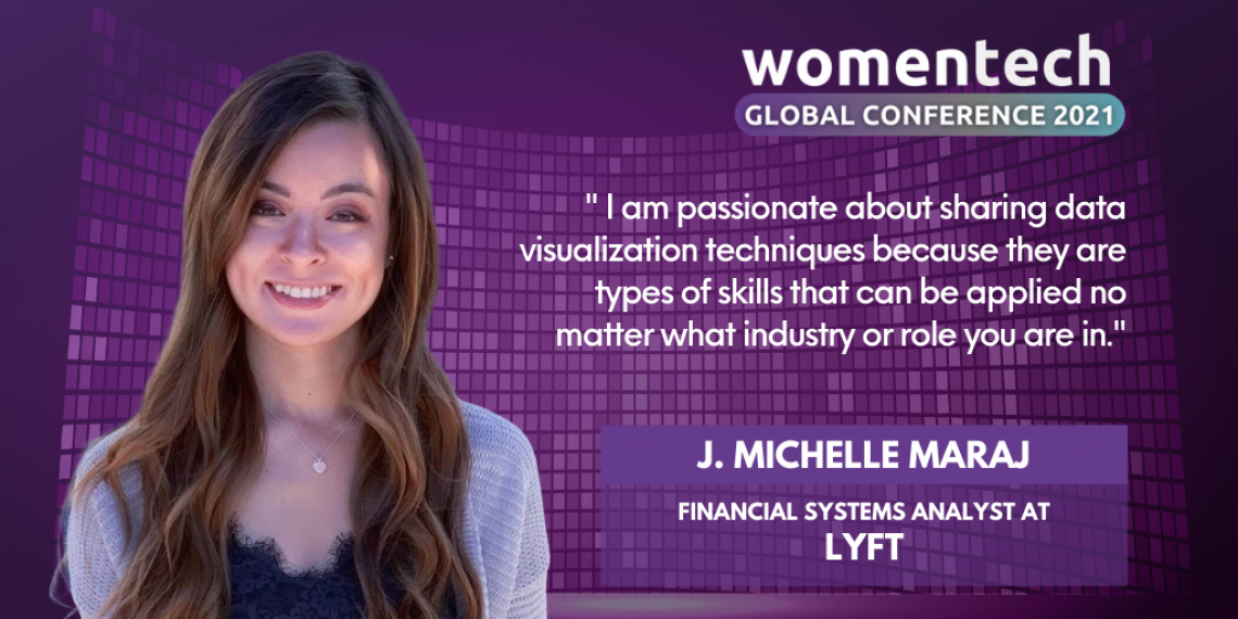 J. Michelle Maraj - Speaker at WomenTech Global Conference 2021