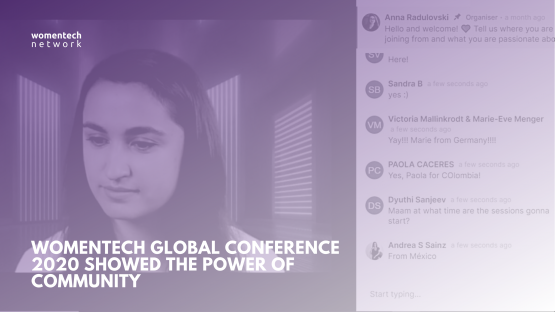 WomenTech Global Conference 2020 Overview