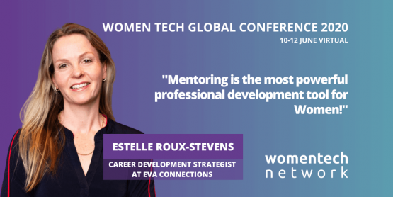 The Power of Mentoring, Estelle Roux-Stevens