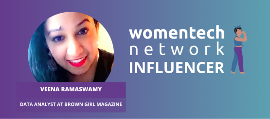 Veena Ramaswamy, WomenTech Network