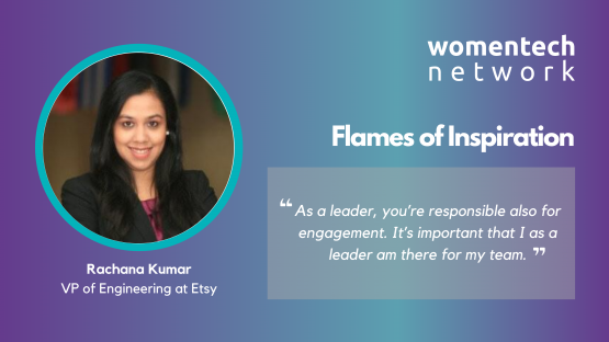 Rchana Kumar, Fireside Chat