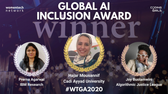 WTGA2020 Global AI Inclusion