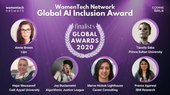 Global AI Inclusion Award 2020