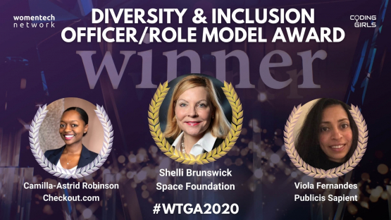 WTGA2020 Diversity and Inclusion Officers and Role Models