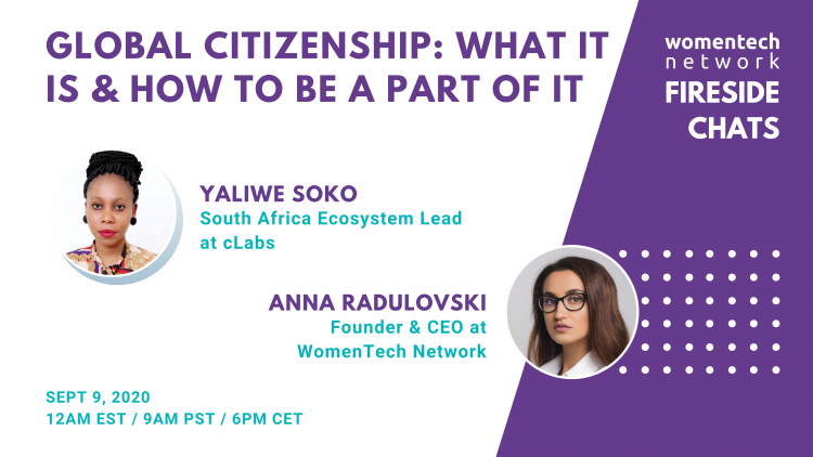 Global Citizenship: What It Is & How To Be A Part Of It With Yaliwe Soko