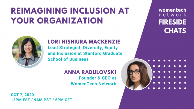 Reimagining Inclusion At Your Organization With Lori Nishiura Mckenzie