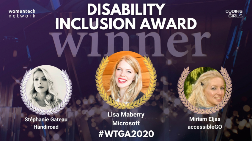 WTGA2020 Disability Inclusion