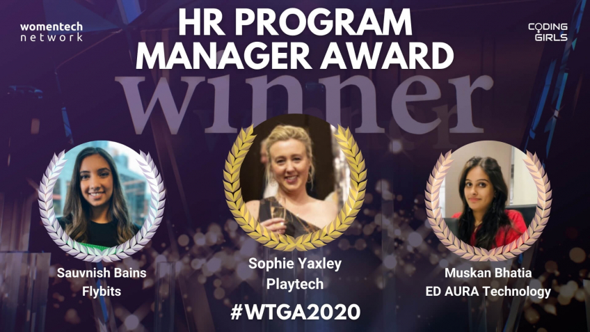 WTGA2020 HR Program Manager