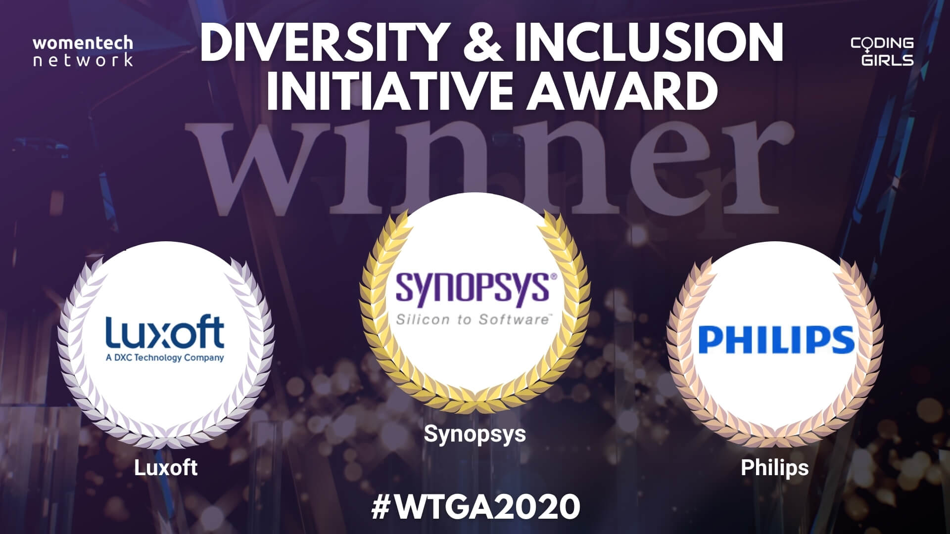 Diversity and Inclusion Initiative Award